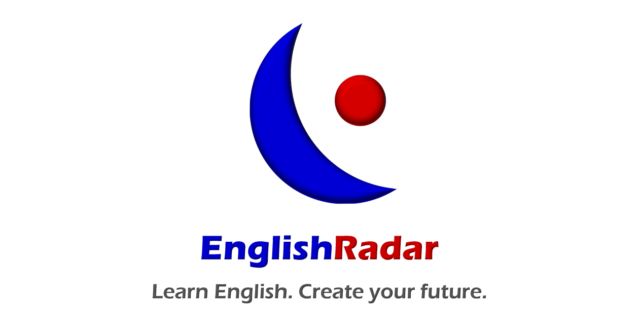 EnglishRadar - Learn English. Create your future.